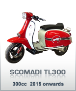 Turismo Leggera 300 2015-Onwards