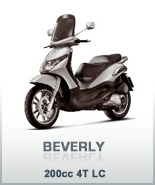 Beverly 200cc 4T LC
