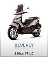 Beverly 250cc 4T LC
