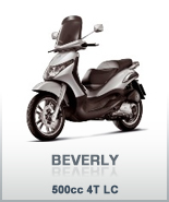 Beverly 500cc 4T LC