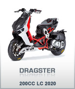 Dragster 200cc LC 2020 on