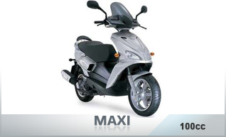 SCOOTERS 100cc