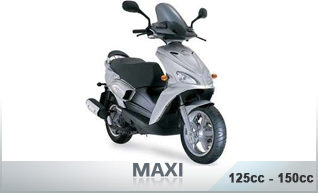 SCOOTERS 125/150cc