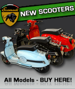 New Scomadi Scooters