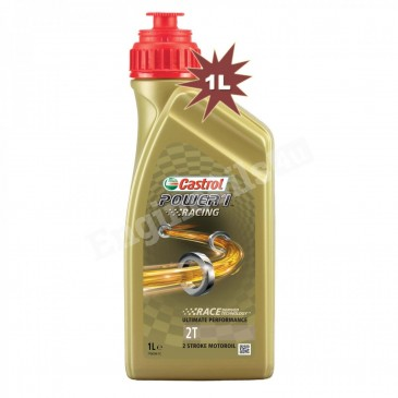 Castrol Power 1 Racing 2 Stroke Oil 1Ltr