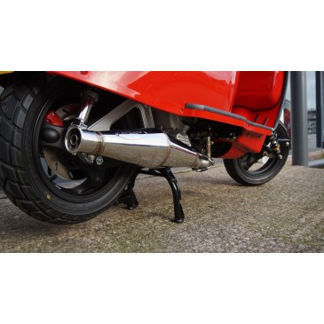 PM TUNING ROYAL ALLOY GT 200CC STAINLESS STEEL POWER PIPE