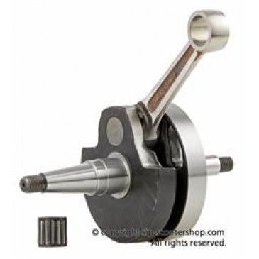 Mazzucchelli Vespa PX 200cc 60mm K2D Race Crankshaft