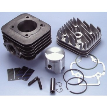 Polini Sport 70cc Cylinder Kit - Piaggio 50cc Air Cooled