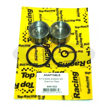 Top Racing Brembo Rear Caliper Repair Kit