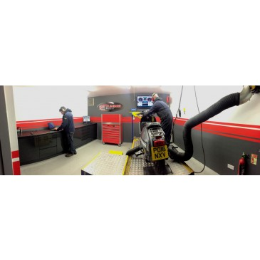 DYNO ROLLING ROAD@ £55.00 P.H.