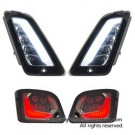 SIP SMOKED LED INDICATOR KIT F&R VESPA GTS 125-300 14>