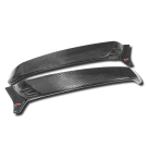 Carbon Lower Side Panel Trim (Pair) - Vespa GTS/GT/GTV