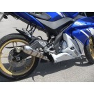 ENDY S/S GP HURRICANE EXHAUST SYSTEM YAMAHA YZF 125