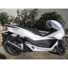 ENDY EVO EXHAUST HONDA PCX 125 2012 ONWARDS