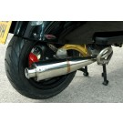 PM TUNING S/S X-TECH EXHAUST - SCOMADI TL 125cc 2014 ON