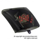 SIP SMOKED LED REAR LIGHT VESPA GTS 125-300 >13