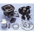 Polini Sport 70cc Cylinder Kit - Piaggio 50cc Liquid Cooled