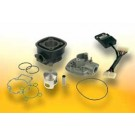 Malossi Sport 70cc Cylinder Kit with ECU - Piaggio Purejet 50cc Liquid Cooled