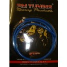 PM Tuning 6mm Blue Fuel Hose
