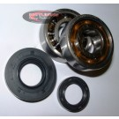 PM SKF Race Main Bearing and Seal Kit - Minarelli 50cc
