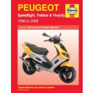 Peugeot  Speedfight 1996 - 2008 Haynes Manual