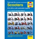 Twist & Go Scooters Haynes Manual
