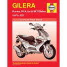 Gilera Runner/DNA/Stalker/Ice Haynes Manual