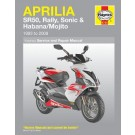 Aprilia SR50 1993 - 2008 Haynes Manual