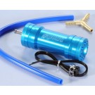 Polini Boost Bottle - Anodised Blue