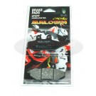 MALOSSI HOMOLOGATED FRONT BRAKE PADS RUNNER 125/180