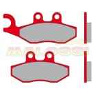 MALOSSI  MHR SINTERED BRAKE PADS BIG BEVERLEY 125/200/250