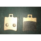 PM TUNING REPLACEMENT SINTERED BRAKE PAD SET PM9701