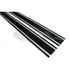 PM TUNING SCOMADI PANEL SIDE STRIPES BLACK