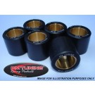 PM Tuning 17 x 12 Variator Roller Sets 3.5g - 10g