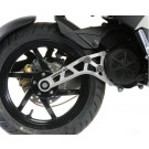 Polini Torsen WD Engine Brace - Piaggio Rear Disc