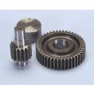 GEAR KIT SECONDARY 16/44 - PEUGEOT 50