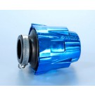 Polini 37mm Medium Black / Blue Cover Air Filter