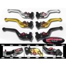 Pro-Street Lever Set - Italjet Dragster / Peugeot Speedfight (front & rear disc model)