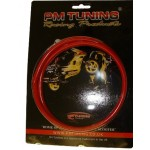 PM Tuning 6mm Red Fuel Hose
