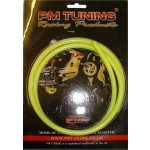 PM Tuning 6mm Yellow Fuel Hose