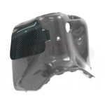 Gilera Runner Carbon Fibre Petrol Filler Door up 2006