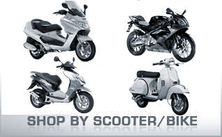 Shop by Scooter/Bike