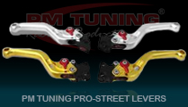 PM TUNING PRO-STREET LEVERS
